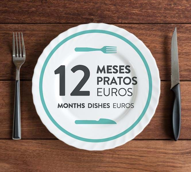 12 Months, 12 Dishes, 12 Euros