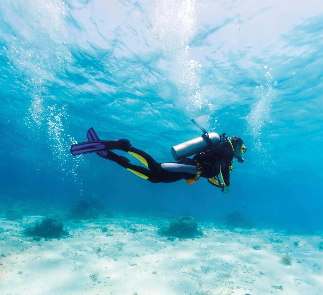 Experiences Diving