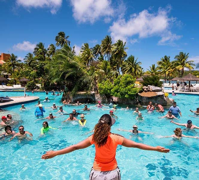 Resorts com até 35% off